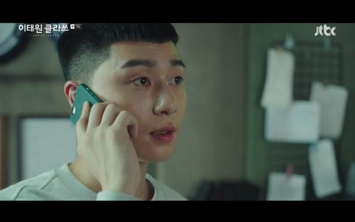 Itaewon Class tập 7: Kim Da Mi và Park Seo Joon qua đêm cùng nhau, tình cảm bùng nổ? ảnh 45