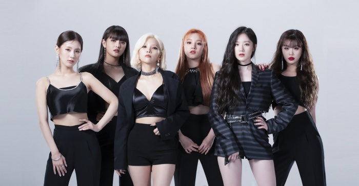 (G)I-DLE chốt sổ top 5.