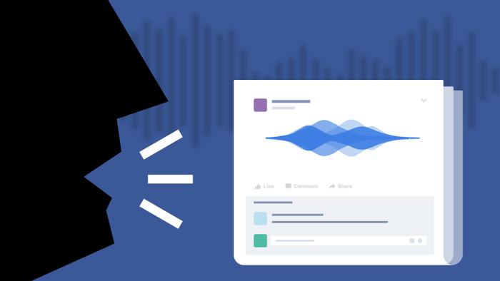 Facebook sẽ trả tiền cho một số người dùng để ghi âm giọng nói nhằm mục đích cải thiện công nghệ nhận dạng giọng nói của công ty. (Ảnh: Techcrunch)