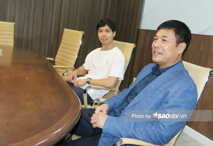 Chủ tịch Nguyễn Hữu Thắng cho biết CLB TPHCM quyết tâm làm bóng đá bài bản, tử tế, điển hình là đã có Học viện Bóng đá Juventus Việt Nam và hoạt động được 2 năm.