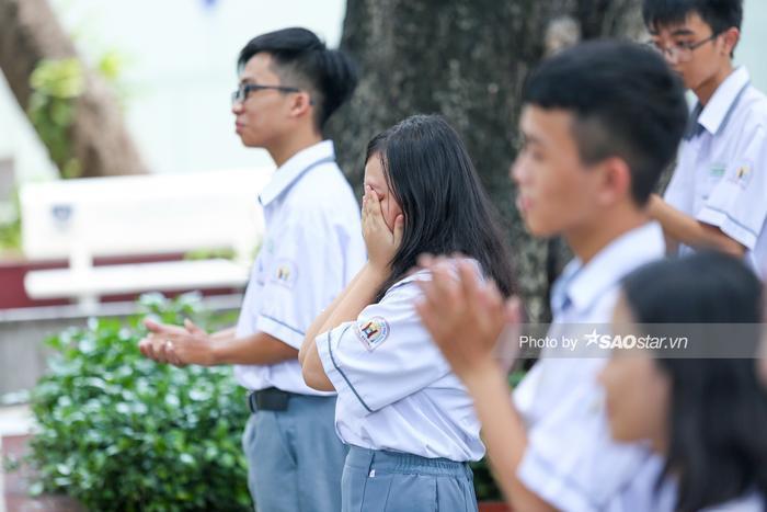 Tập 3 Thiếu niên nói 2020: Câu chuyện bố lái xe ôm  con gái xấu hổ lấy đi nước mắt học sinh trường Hùng Vương ảnh 2
