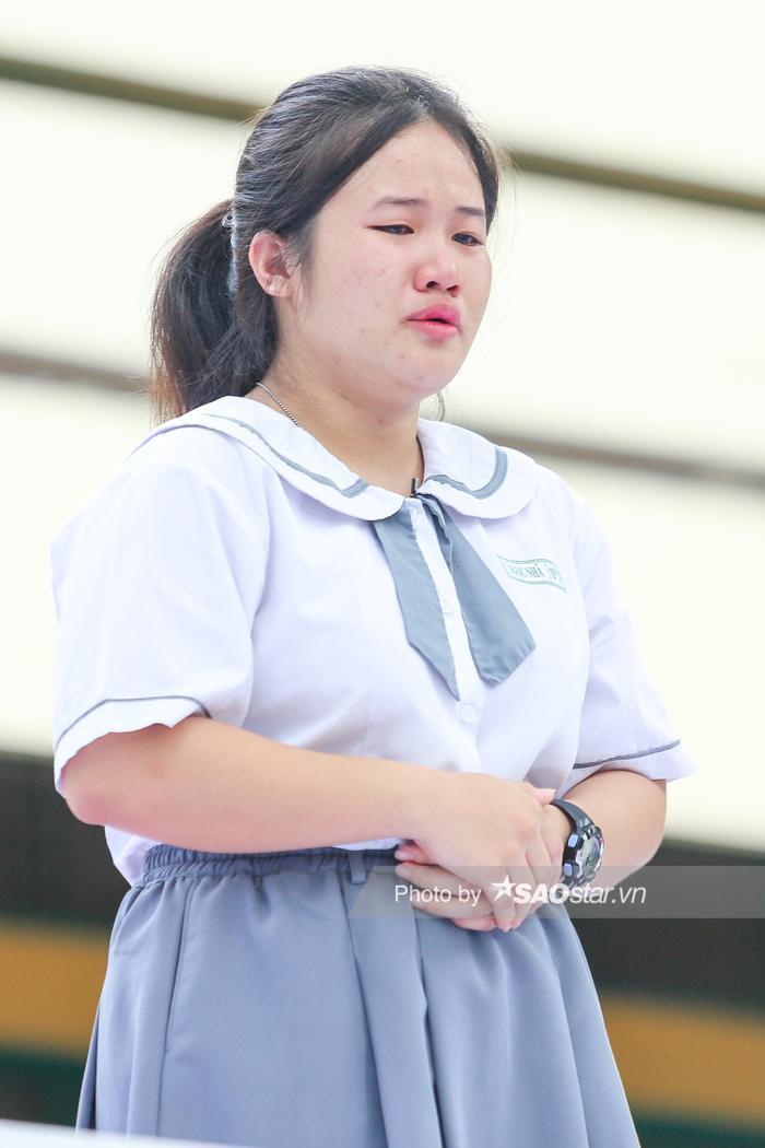 Tập 3 Thiếu niên nói 2020: Câu chuyện bố lái xe ôm  con gái xấu hổ lấy đi nước mắt học sinh trường Hùng Vương ảnh 1