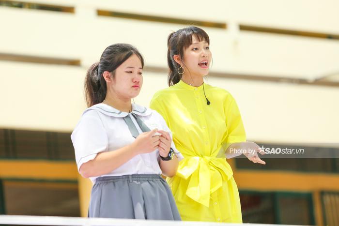 Tập 3 Thiếu niên nói 2020: Câu chuyện bố lái xe ôm  con gái xấu hổ lấy đi nước mắt học sinh trường Hùng Vương ảnh 4