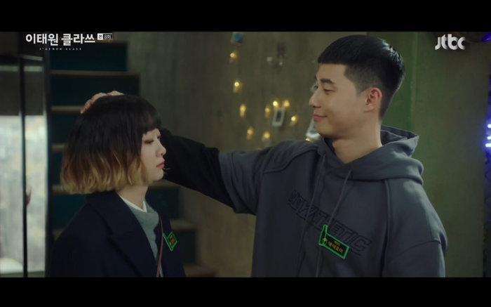 Park Sae Ro Yi rất hài lòng về sự trưởng thành của Son Yi Seo