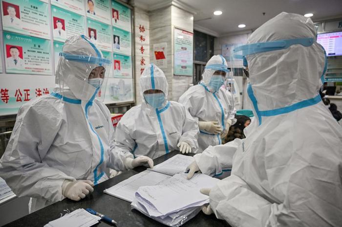 2.362 người tử vong, 77.985 trường hợp nhiễm virus corona trên toàn thế giới. Ảnh minh họa