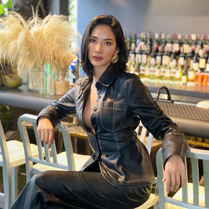 Kiều Loan pose dáng quyến rũ, được Khánh Vân  Lương Thùy Linh chúc mừng sinh nhật ảnh 6