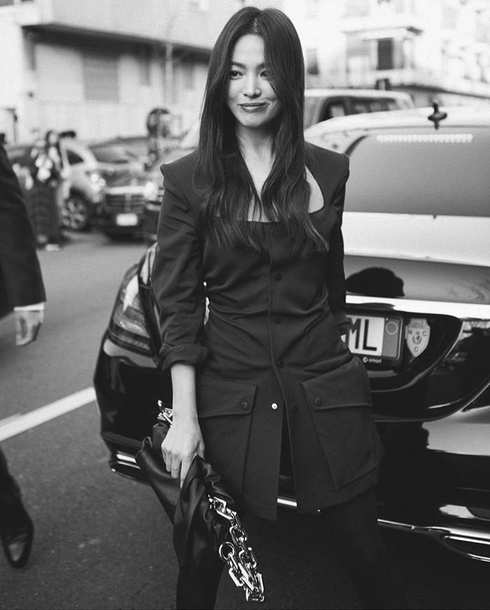 Song Hye Kyo đẹp xuất sắc tại sự kiện nước ngoài, báo Hàn và Knet phản ứng ra sao? ảnh 0