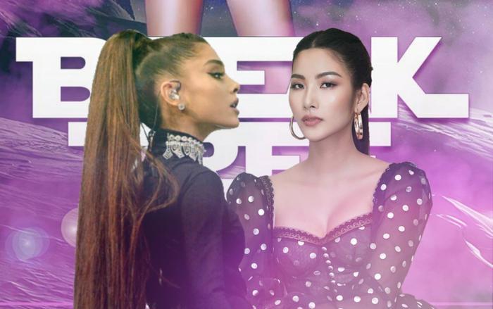 Xem Hoàng Thùy tập nhảy trên nền nhạc Ariana Grande bỗng dưng lại thấy cả một trời nam tính ảnh 2