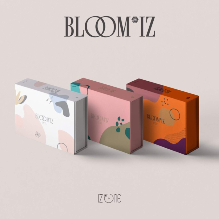 Album BLOOM*IZ.