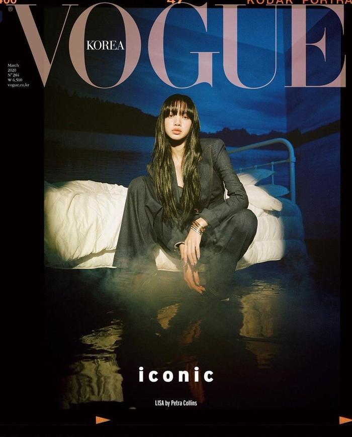 Vogue Korea phiên bản bìa Rosé