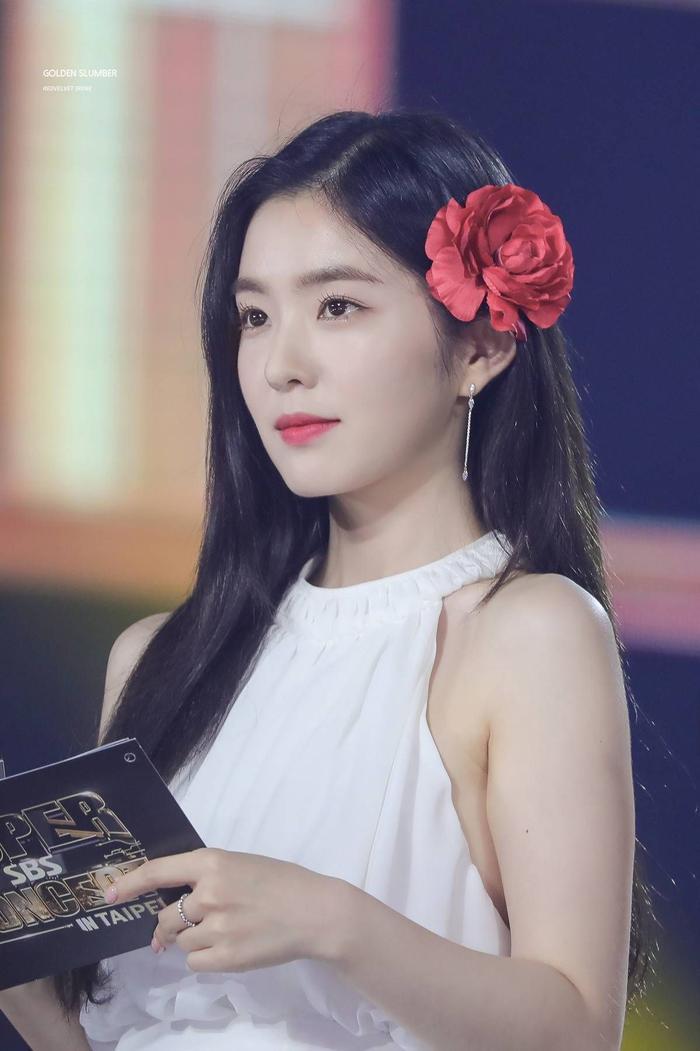 Giống nhau đến kinh ngạc, Seo Ji Hye và Irene (Red Velvet) là chị em thất lạc? ảnh 3