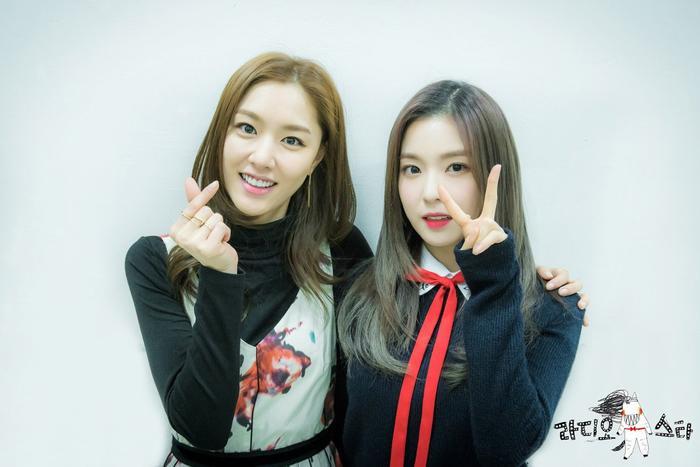 Giống nhau đến kinh ngạc, Seo Ji Hye và Irene (Red Velvet) là chị em thất lạc? ảnh 5