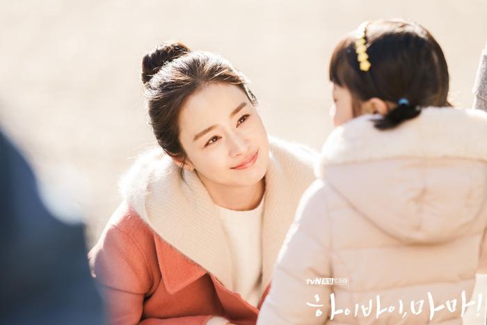 Xóa bỏ tranh cãi diễn xuất tệ hại, Kim Tae Hee được Knet ngợi khen trong Hi Bye Mama ảnh 1