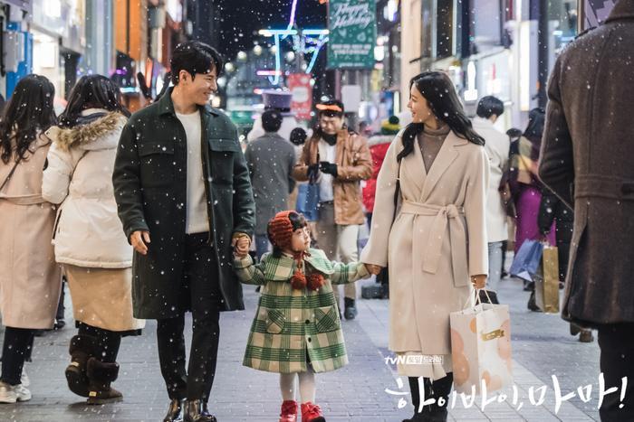 Xóa bỏ tranh cãi diễn xuất tệ hại, Kim Tae Hee được Knet ngợi khen trong Hi Bye Mama ảnh 2