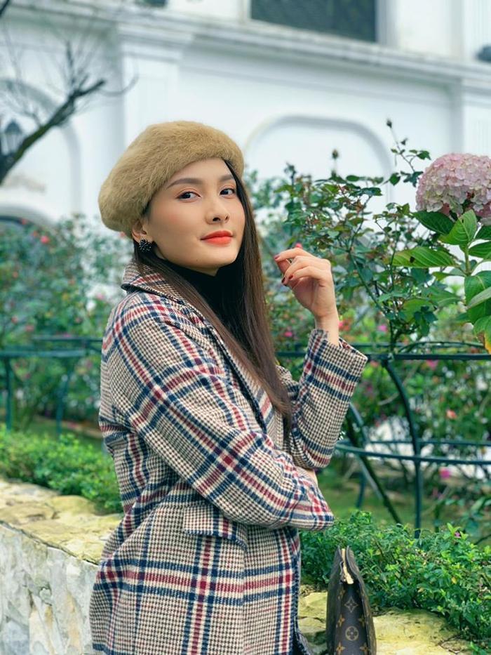 Không chỉ trên màn ảnh mà mỗi lần xuất hiện tại các sự kiện hay chia sẻ hình ảnh trên mạng xã hội, Bảo Thanh luôn được nhiều người khen ngợi cho nhan sắc xinh đẹp của mình