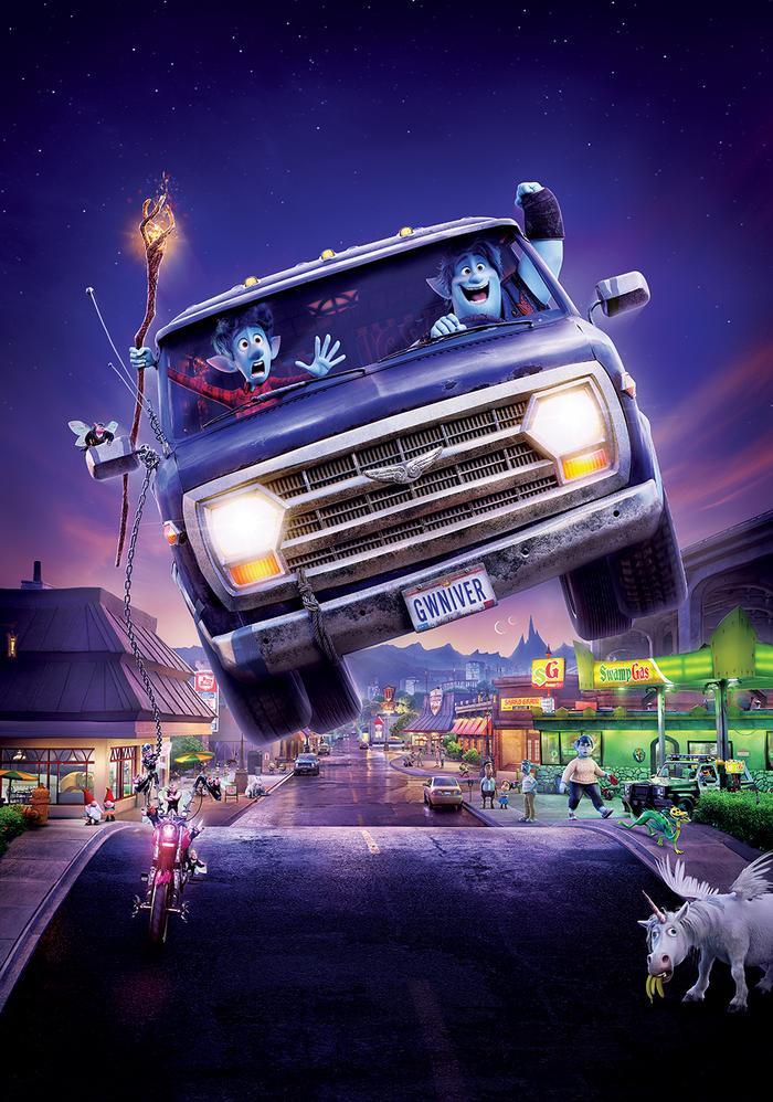 Phim Mỹ chiếu rạp tháng 3/2020: Pixar trở lại với 'Onward', Vin Diesel lần đầu làm siêu anh hùng trong 'Bloodshot'!