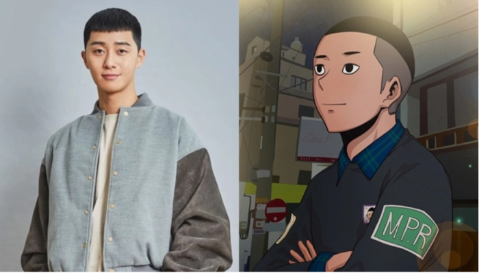 """Itaewon Class"" comparing characters between film and webtoon"