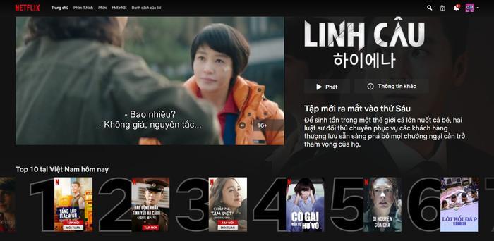 Giữa mùa dịch corona, Netflix mở tính năng gợi ý top 10 phim giết thời gian: Itaewon Class  Hạ cánh nơi anh dẫn đầu ảnh 4