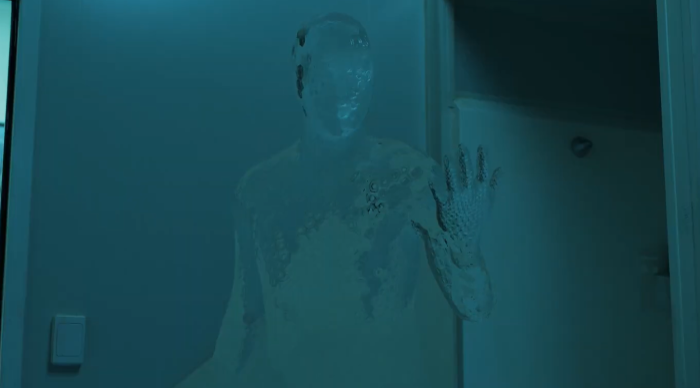 Kẻ vô hình, cũng là phản diện chính của phim.