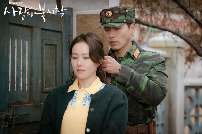 Jung Huyk chăm sóc cho Se Ri khi cô bị lạc đến Triều Tiên.