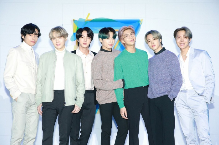 Album Map Of The Soul: 7 của BTS đạt No.1 BXH đĩa đơn của Oricon.