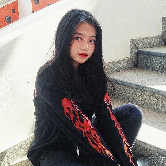 Nữ sinh Sài thành thu hút ánh nhìn bởi gương mặt xinh xắn cùng gu thời trang cá tính ảnh 8