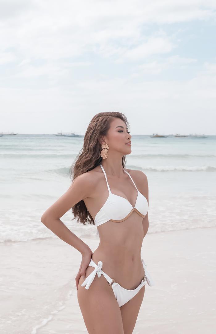 Miss Earth Phương Khánh diện bikini nóng bỏng, tự tin khoe thân hình đồng hồ cát tại Philippines ảnh 4 Miss Earth Phương Khánh diện bikini nóng bỏng, tự tin khoe thân hình đồng hồ cát