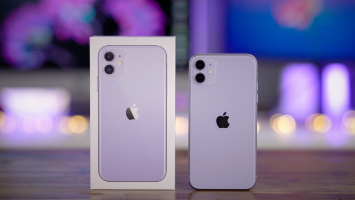 Chiếc iPhone bán chạy thứ 2 của Apple trong năm vừa qua là iPhone 11 với37,2 triệu chiếc được xuất xưởng. (Ảnh: 9to5mac)