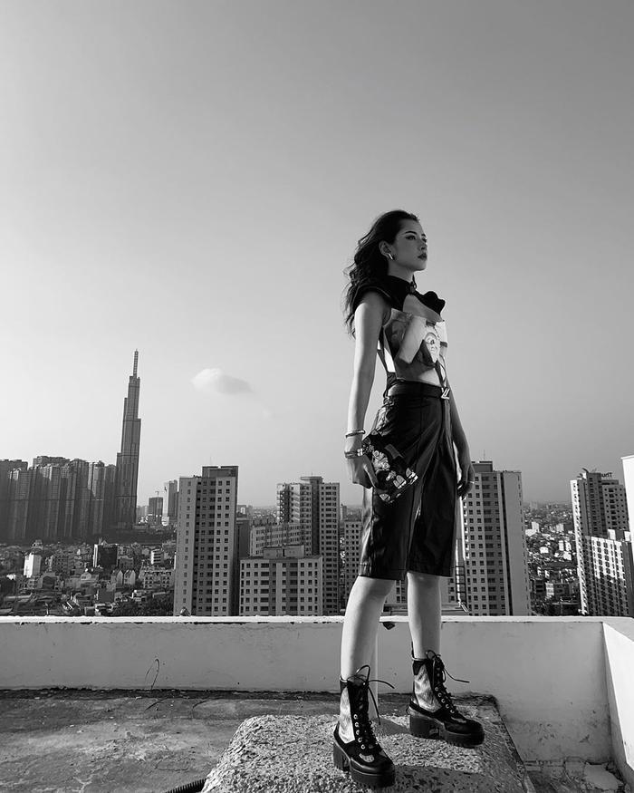 Hé lộ người bạn stylist kiêm photo cùng Chi Pu băng qua bao đại dương để cho ra những shoot hình đẹp ảnh 5