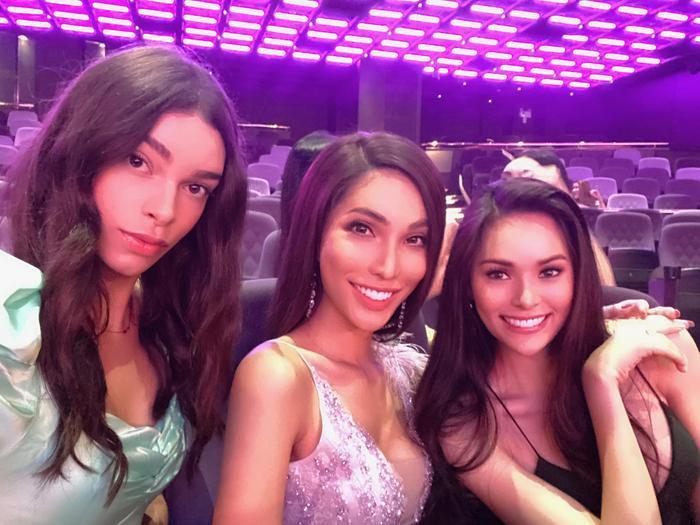 Hoài Sa hát nhạc Diva, Vicky Trần nhảy hiện đại cùng lọt Top 13 Tài năng tại Miss Int Queen 2020 ảnh 6