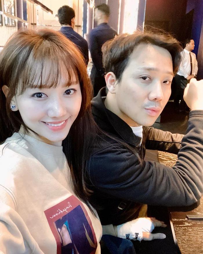 Dù đã hơn 30 tuổi nhưng Hari Won vẫn luôn nhận được lời khen về nhan sắc trẻ trung xinh đẹp