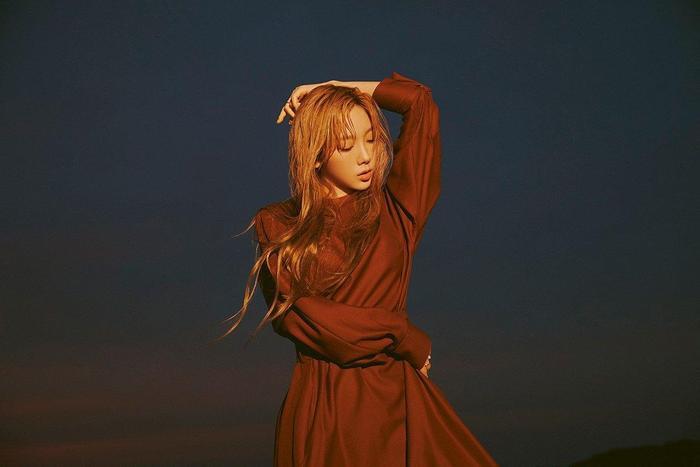 Taeyeon được đề cử ở hạng mục Best Pop Album.