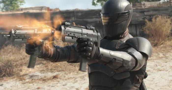 Snake Eyes là phần phim thứ 3 trong thương hiệu G.I.Joe