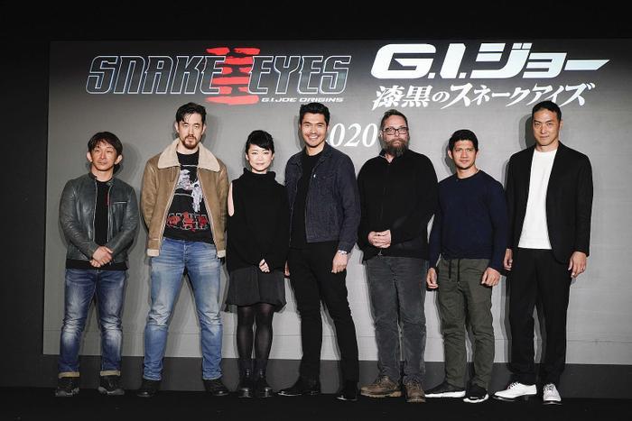 G.I. Joe: Snake Eyes chính thức đóng máy chỉ sau vỏn vẹn 2 tháng ảnh 2