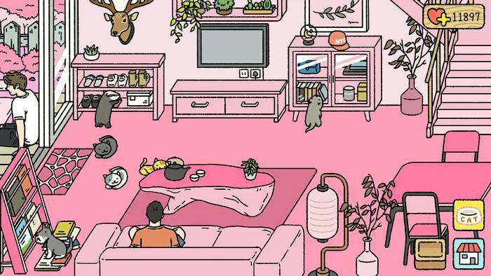 6 lý do khiến tựa game nuôi mèo  xây tổ ấm Adorable Home làm dân tình sốt xình xịch ảnh 2