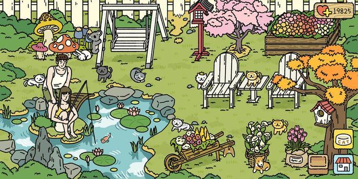 6 lý do khiến tựa game nuôi mèo  xây tổ ấm Adorable Home làm dân tình sốt xình xịch ảnh 4