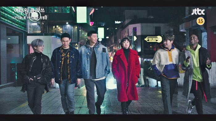 Khu phố Itaewon trong Tầng lớp Itaewon: Đẹp từ trong phim đến ngoài đời thực ảnh 10
