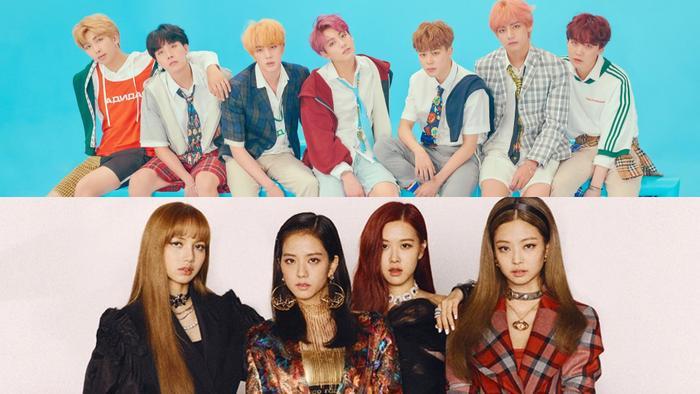 BlackPink và BTS cùng gặt hái thành tích mới ở mảng lượt view Youtube.