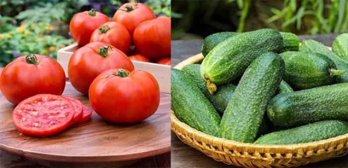 5 cách trị mụn bằng cà chua, chà đến đâu mụn khác tự bay đến đó