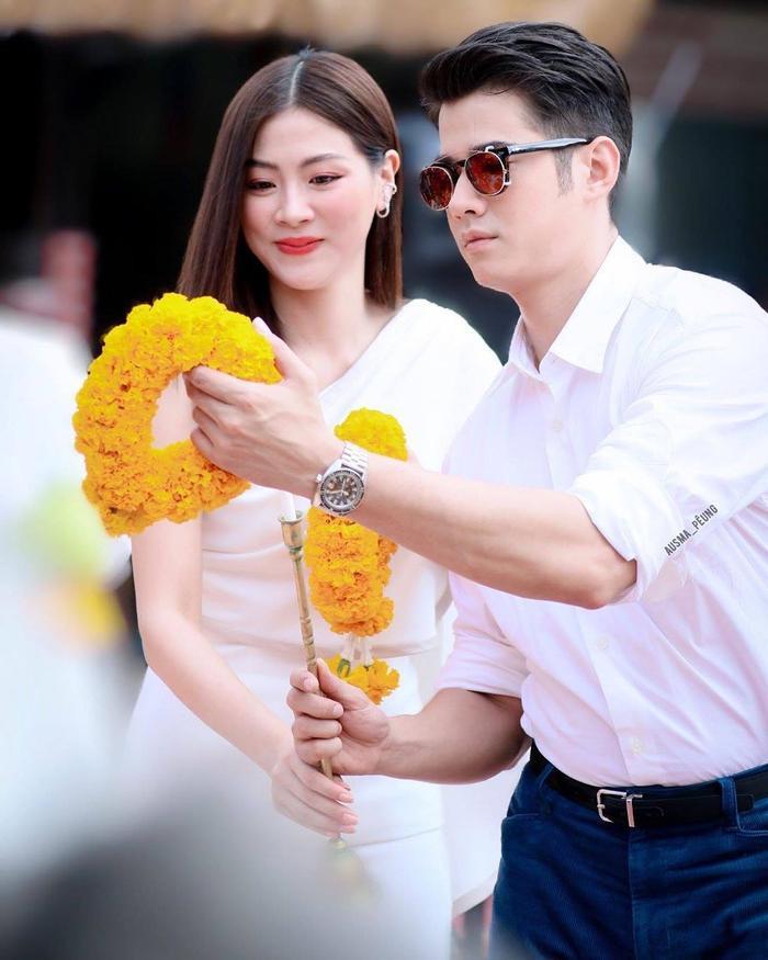 3 phim Thái trong năm 2020 của Baifern Pimchanok: Màn tái hợp với hai tình cũ Mario Maurer và Nine Naphat hay tình mới Sean Jindachot? ảnh 8