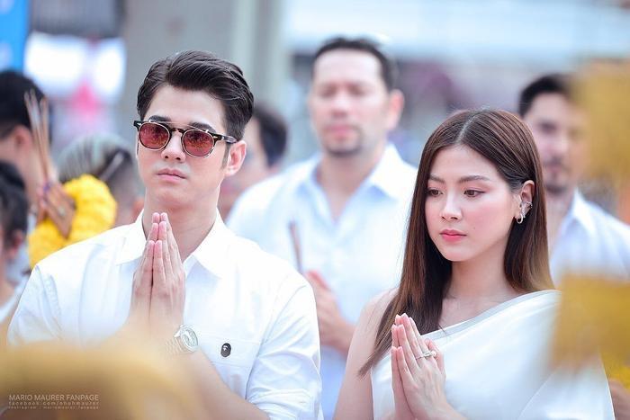 3 phim Thái trong năm 2020 của Baifern Pimchanok: Màn tái hợp với hai tình cũ Mario Maurer và Nine Naphat hay tình mới Sean Jindachot? ảnh 9