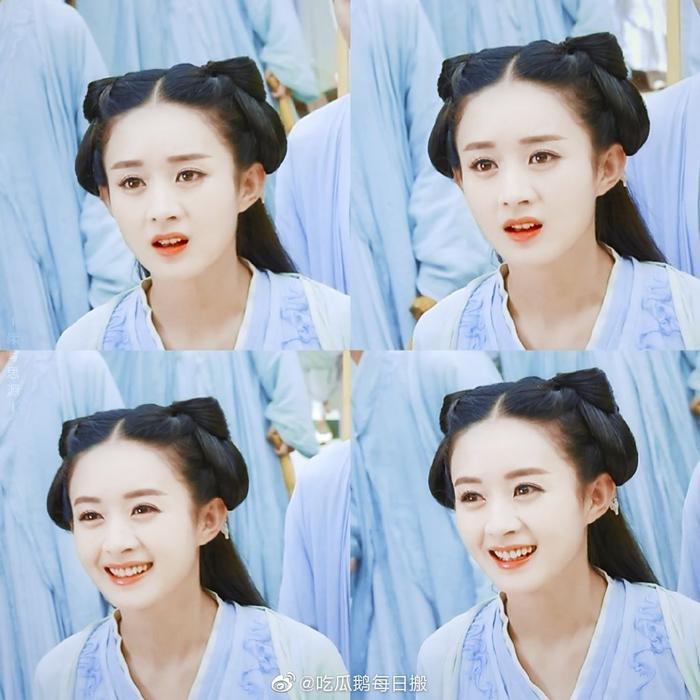 Triệu Lệ Dĩnh bất khả chiến bại lập kỷ lục chưa từng có trong lịch sử phim truyền hình Trung Quốc ảnh 1