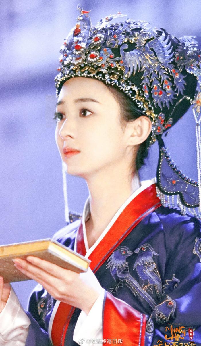 Triệu Lệ Dĩnh bất khả chiến bại lập kỷ lục chưa từng có trong lịch sử phim truyền hình Trung Quốc ảnh 2
