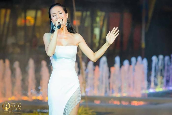 Mỹ nhân Pháp chiến thắng giải Tài năng, Hoài Sa hát nhạc diva thăng hoa vẫn tiếc nuối về nhì ảnh 1