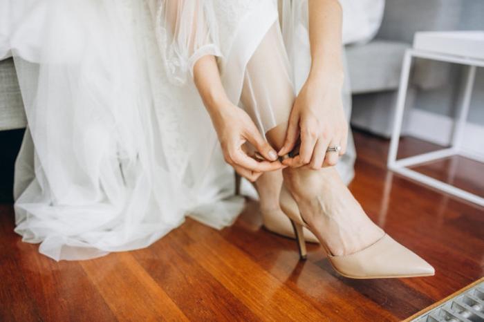 Biết đâu, đôi giày bạn lựa chọn sẽ đưa bạn tới một vận mệnh hoàn toàn khác.