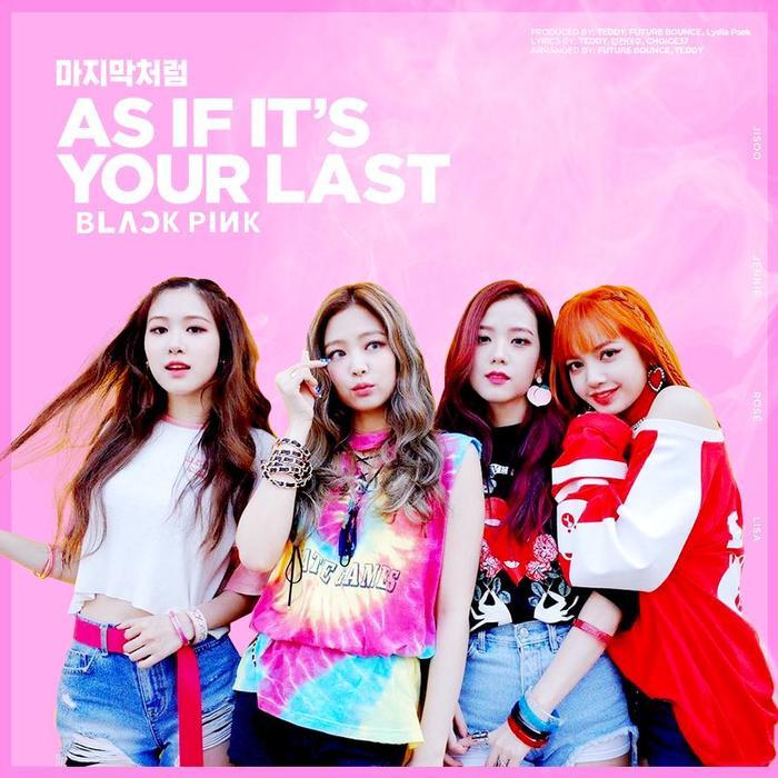 Tiếp nối 'Kill This Love', 'As If It's Your Last' là MV thứ 4 của BlackPink cán mốc lượt xem ấn tượng này
