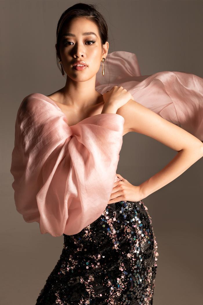 Khánh Vân tung bộ ảnh đẳng cấp, không hổ danh giải Bạc Siêu mẫu kiêm Hoa hậu Hoàn vũ Việt Nam ảnh 9