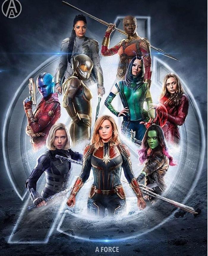 Captain Marvel vẫn sẽ là người đứng đầu A-Force