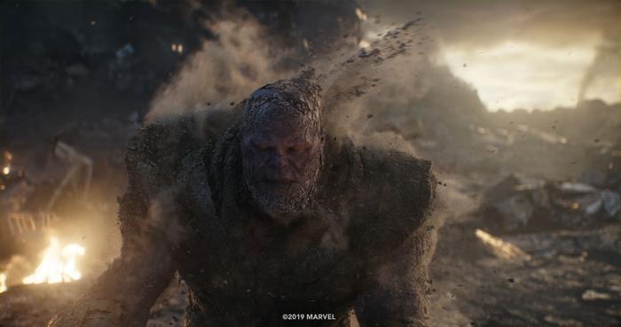 Thanos chết, chưa có bất kì ai có thể sánh ngang tầm với tên ác nhân này