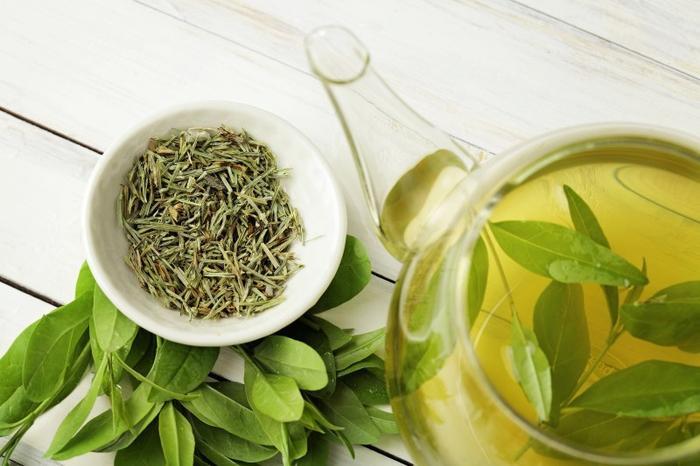 Để đốt cháy calo hiệu nghiệm, mỗi ngày bạn nên uống khoảng 1-2 tách trà xanh nguyên chất